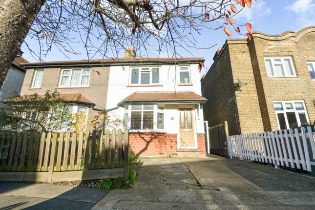 Thumbnail Semi-detached house for sale in Tolworth Park Road, Tolworth