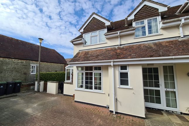 Thumbnail End terrace house for sale in Angel Court, Shaftesbury