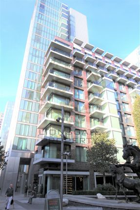 Thumbnail Flat for sale in Meranti House, Goodman's Field, London