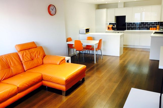 Flat to rent in Ryland Street, Edgbaston, Birmingham