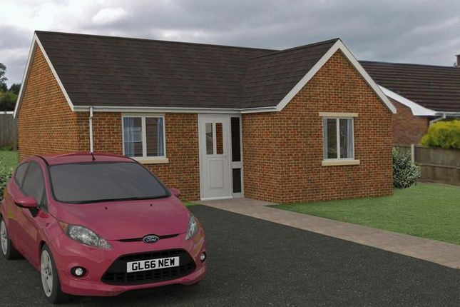 Thumbnail Detached bungalow for sale in Wynols Hill, Broadwell, Coleford