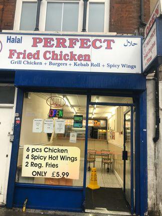 Thumbnail Retail premises for sale in Stoke Newington High Street, Clapton