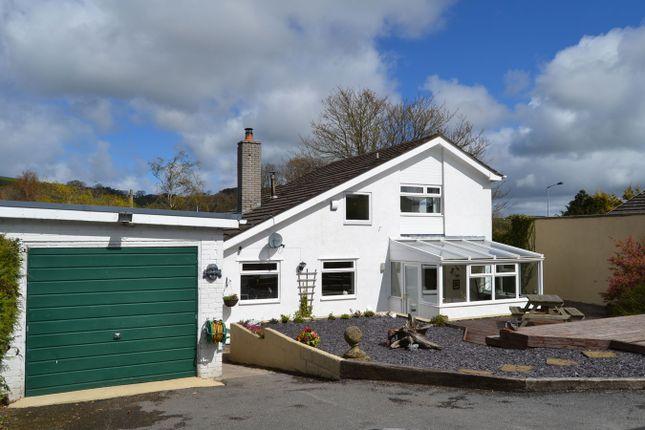 Thumbnail Detached house for sale in Llwyn Gibwst, Llansannan