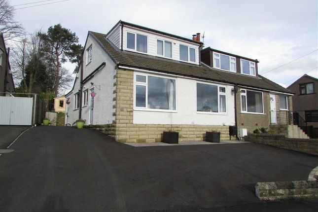 Thumbnail Semi-detached bungalow for sale in Horsefair Ave, Chapel-En-Le-Frith, High Peak