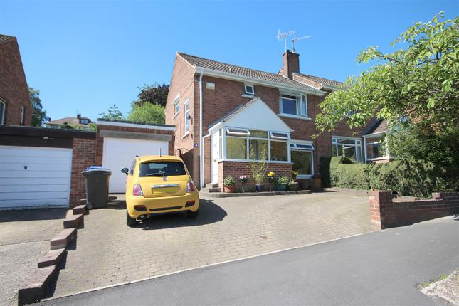 Thumbnail Semi-detached house for sale in Carter Knowle Avenue, Sheffield