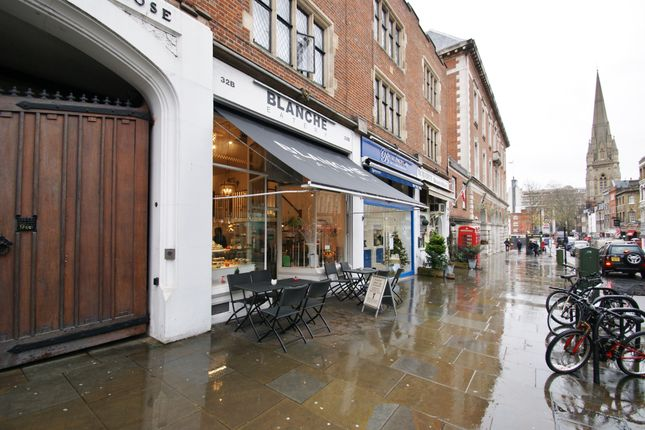 Commercial property to let in Kensington Church Street, London