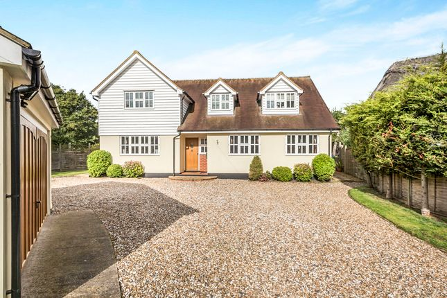 Thumbnail Detached house for sale in Mill End, Sandon, Buntingford