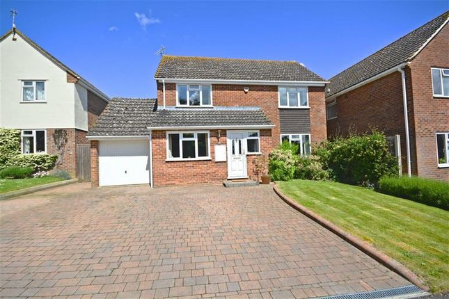 Thumbnail Detached house for sale in Park Brake, Highnam, Gloucester