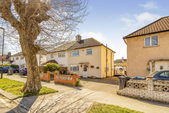 3 bed semi-detached house for sale in Price Road, Croydon CR0