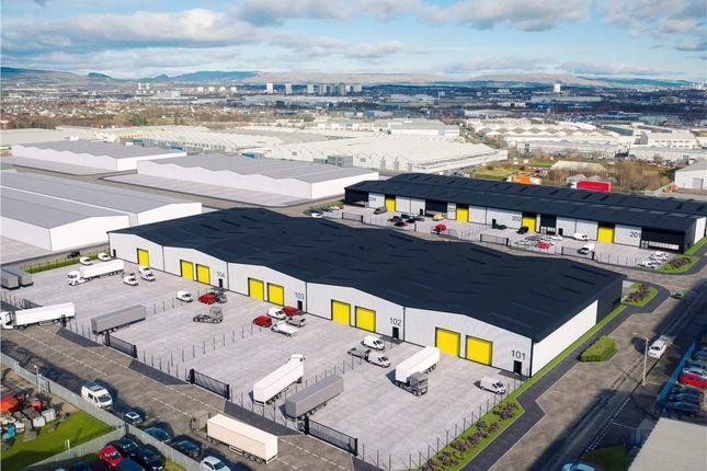 Thumbnail Light industrial to let in Unit 104, West 100, Buccleugh Street, Hillington, Glasgow