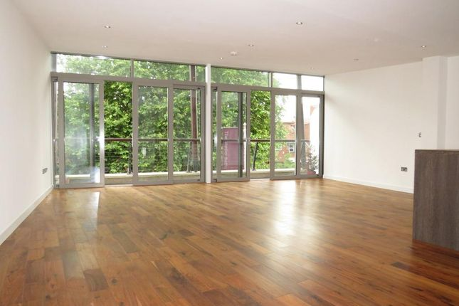 Thumbnail Flat to rent in Waterside North, Lincoln