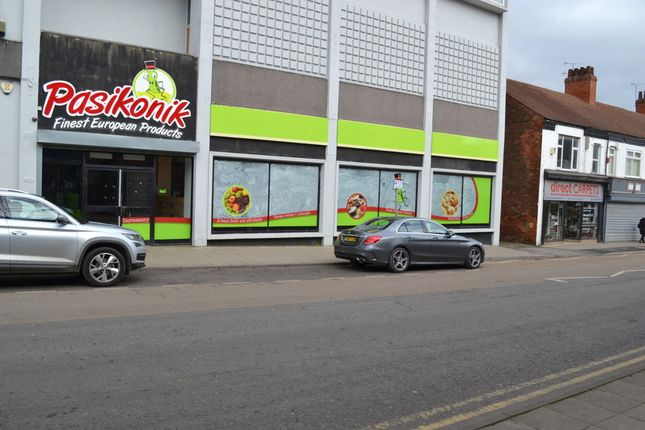 Thumbnail Retail premises to let in High Street, Scunthorpe North Lincolnshire