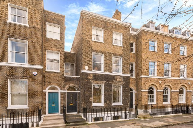Thumbnail Terraced house for sale in Gloucester Circus, Greenwich, London