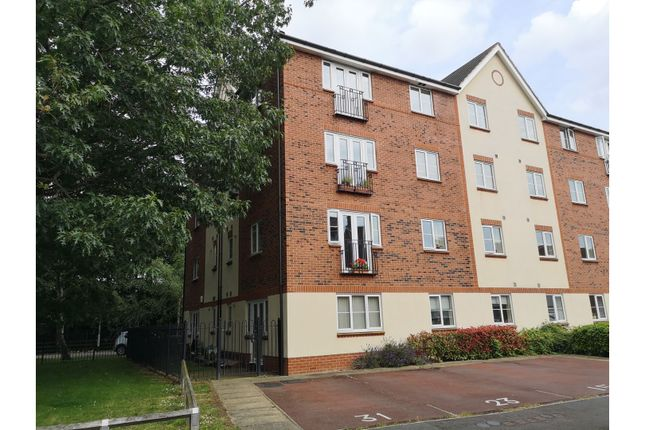 Front of Stavely Way, Gamston, Nottingham NG2