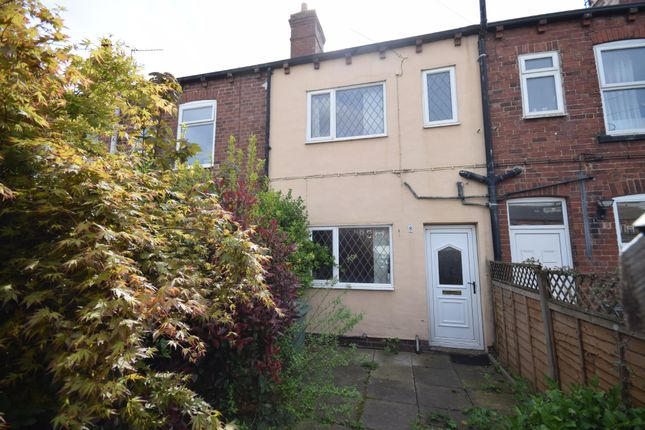 Thumbnail 2 bed terraced house for sale in Moorview, Methley, Leeds