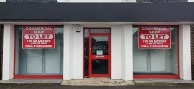 Thumbnail Retail premises to let in 9 Cooden Sea Road, Bexhill-On-Sea, East Sussex