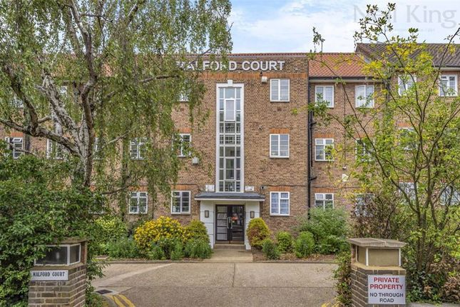 Thumbnail Flat for sale in Malford Court, South Woodford, London
