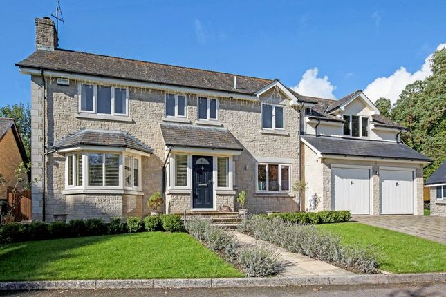 Thumbnail Detached house for sale in Moor Hill, Fovant, Salisbury