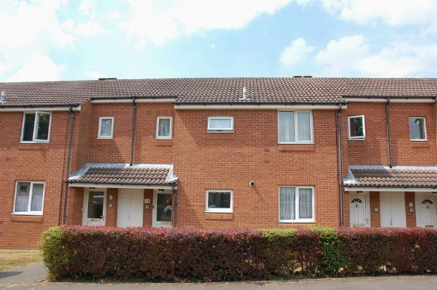 Thumbnail Flat for sale in Manning Court, Moulton, Northampton