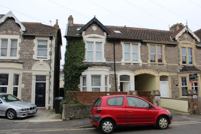 Thumbnail Flat for sale in Jubilee Road, Weston-Super-Mare