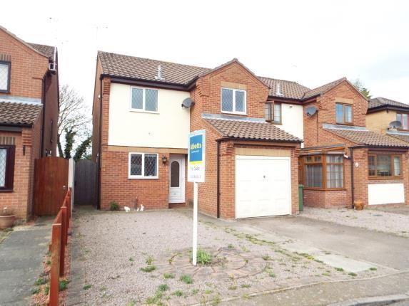 Thumbnail Semi-detached house for sale in Briston, Melton Constable, Norfolk