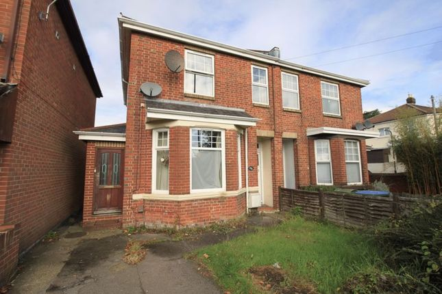 Maisonette for sale in Winchester Road, Shirley, Southampton