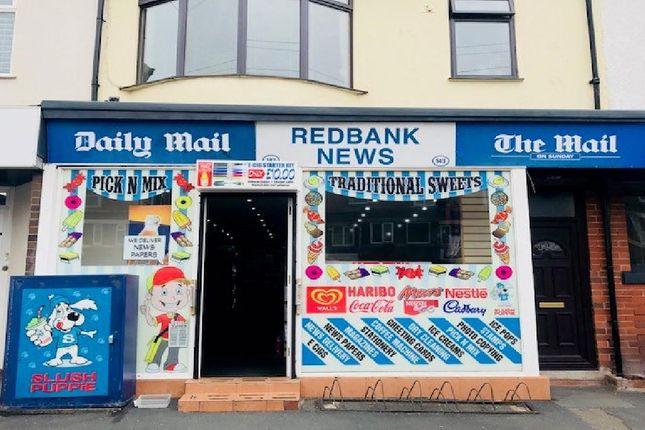 Thumbnail Retail premises for sale in Red Bank Road, Bispham