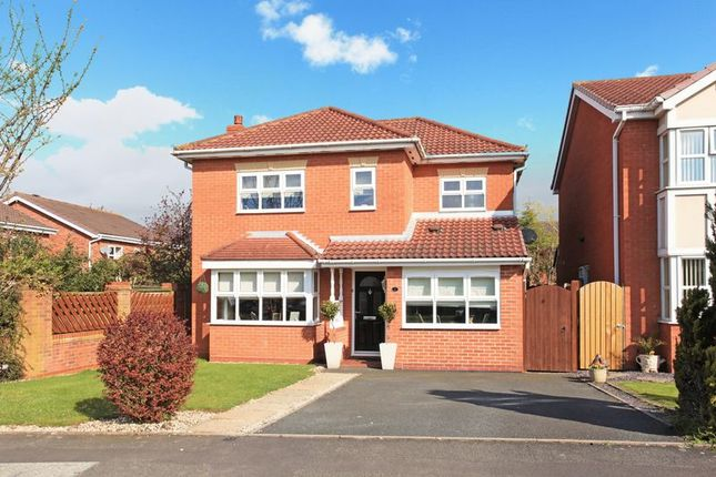 Thumbnail Property for sale in 1 Rembrandt Drive, Shawbirch, Telford