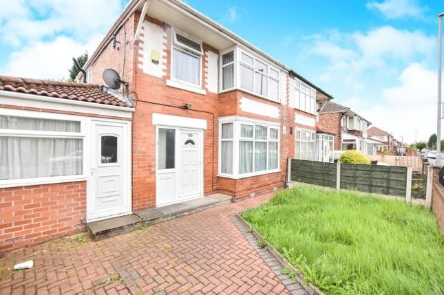 Thumbnail Semi-detached house for sale in Manley Road, Chorlton, Manchester, Greater Manchester
