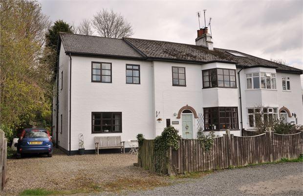 Thumbnail Semi-detached house for sale in Deepdene, Greencroft Avenue, Corbridge