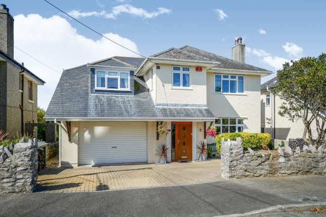 Thumbnail Detached house for sale in Elburton, Plymouth, Devon