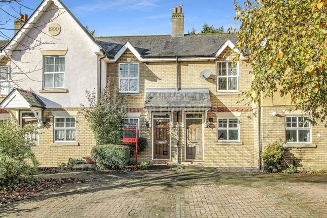 Thumbnail Terraced house to rent in Marriott Drive, Ely