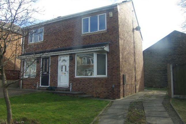 Thumbnail Semi-detached house to rent in Ashleigh Gardens, Ossett