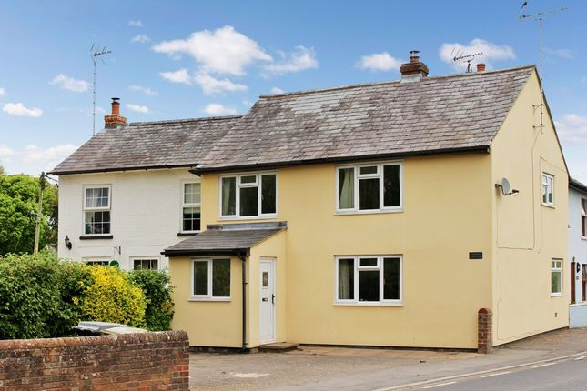 Thumbnail Semi-detached house for sale in Wantage Road, Great Shefford, Hungerford