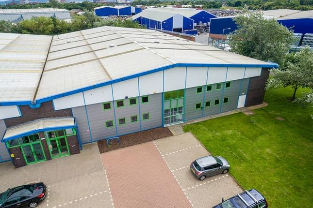 Thumbnail Light industrial to let in Unit 1 Raleigh Court, Riverside Business Park, Middlesbrough