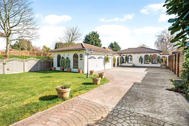 Thumbnail Detached bungalow for sale in The Drive, Ickenham, Uxbridge, Middlesex
