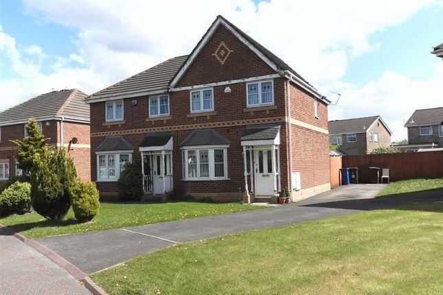 Thumbnail Property to rent in Redwald Close, Kirkby, Liverpool