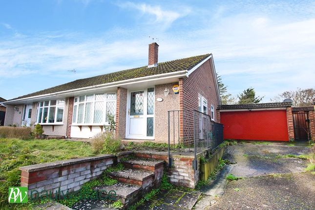 2 bed semi-detached bungalow for sale in Windsor Close, Cheshunt, Waltham Cross EN7