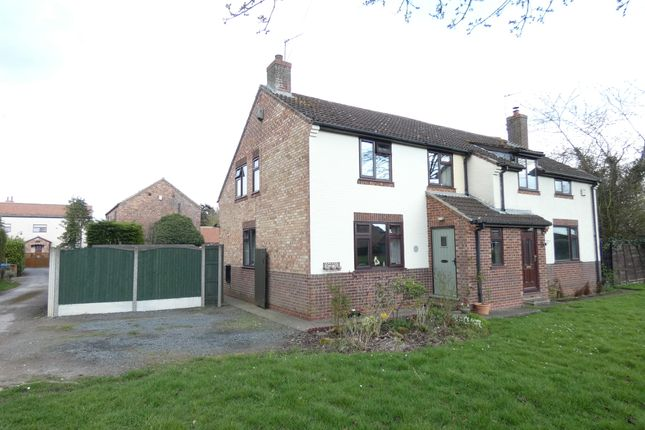Thumbnail Semi-detached house for sale in Full Sutton, York