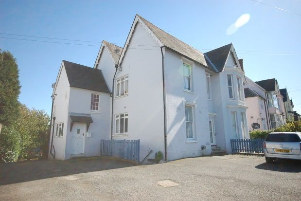 Thumbnail Maisonette to rent in New Town, Uckfield