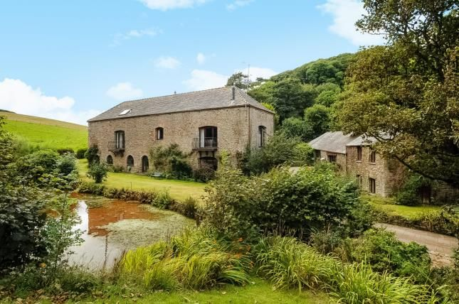 Thumbnail Barn conversion for sale in Crafthole, Torpoint