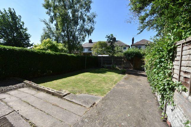Back Garden of Leslie Avenue, Beeston NG9