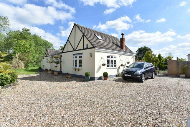 Thumbnail Detached bungalow for sale in Halstead Hill, Goffs Oak