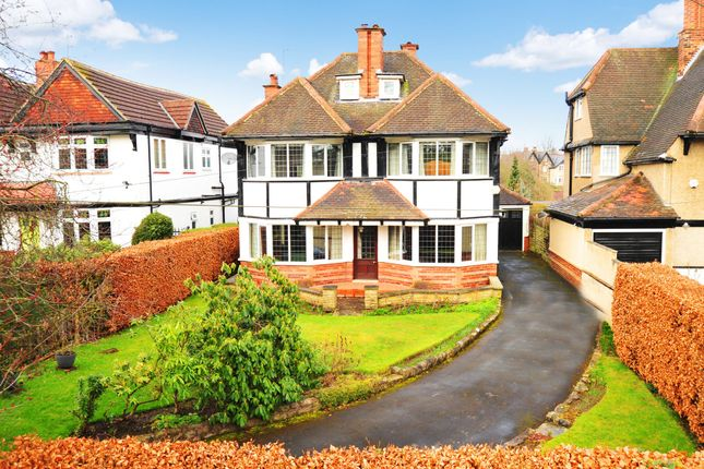 Thumbnail Detached house for sale in Cornwall Road, Harrogate