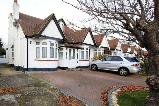 Thumbnail Semi-detached bungalow for sale in Levett Gardens, Seven Kings, Essex