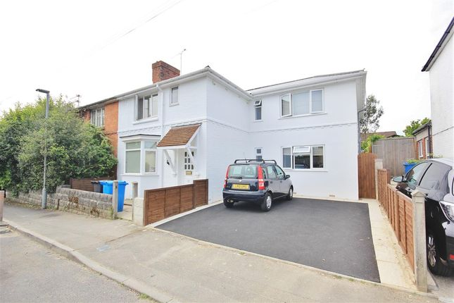 Thumbnail Semi-detached house for sale in Recreation Road, Parkstone, Poole