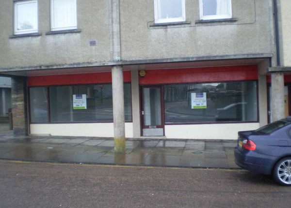 Thumbnail Retail premises for sale in 37-41 High Street, Thurso