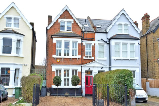 Thumbnail Semi-detached house for sale in Manor Park, Hither Green, London