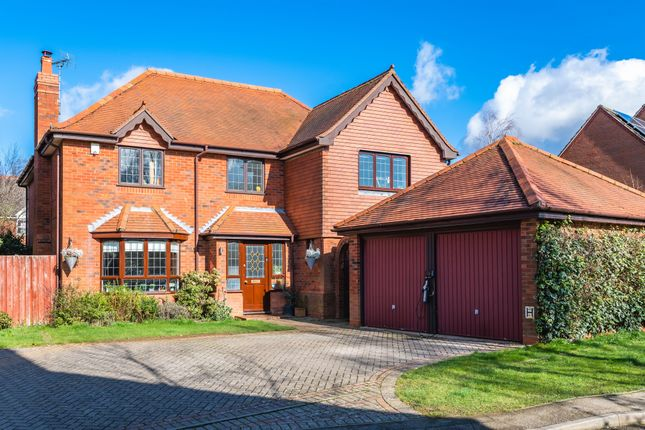 Thumbnail Detached house for sale in The Beeches, Uppingham, Oakham
