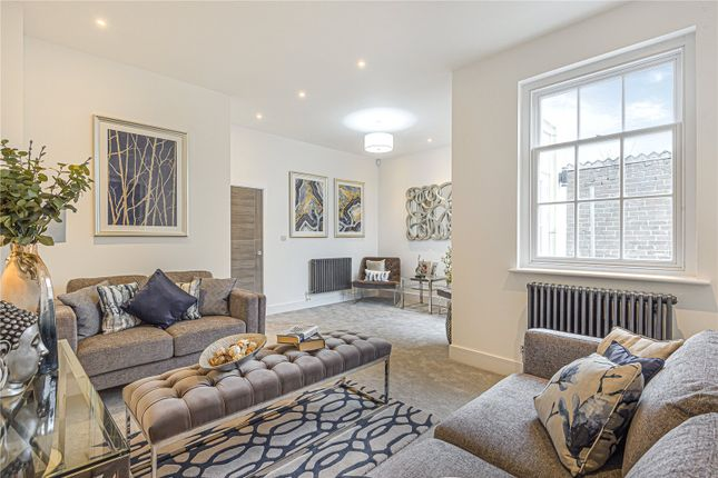 Thumbnail Terraced house for sale in St. Cross Road, Winchester, Hampshire